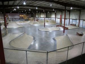 ollie's skateboard park