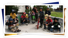 Lake Balboa California skateboard lessons