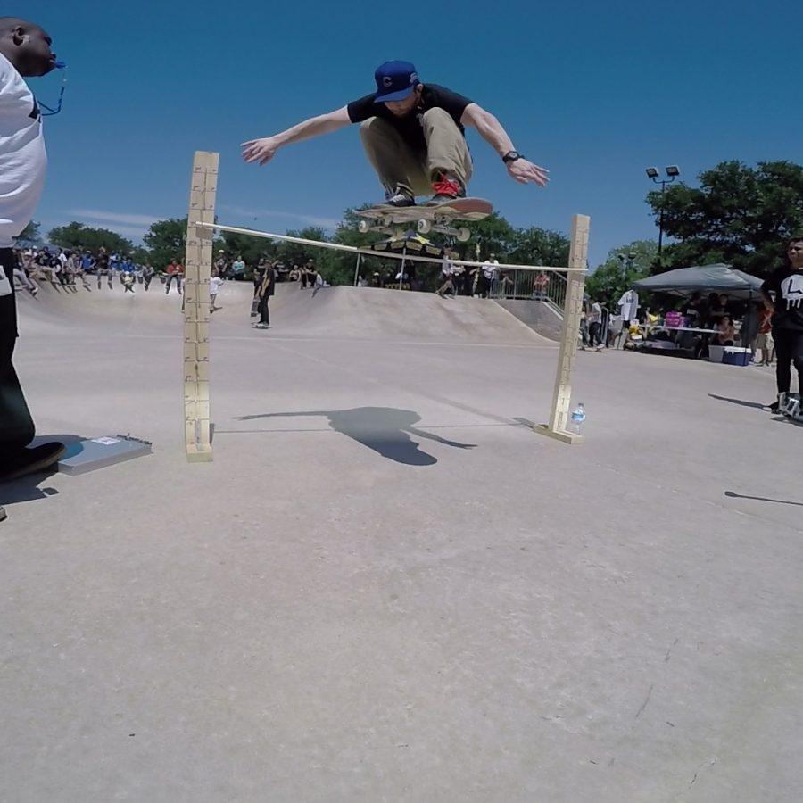 Brad - 3ft High Ollie.jpg