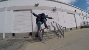 Brad - BS Boardslide from flat - Katy.jpg