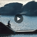 [Video] Burnquist Skates a Lake!  This Floating Ramp is Every Skateboarder's Dream