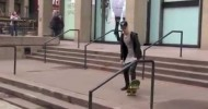 Justin-Bieber-Skateboarding-Video-Falling-Stairs-Nyc-190x100