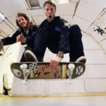 Watch Tony Hawk and Jaws Skate in Zero Gravity