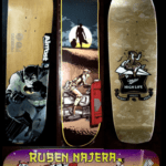 Awesome Skateboard Deck Collaborations in Skateboarding