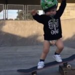 Watch This 22 Month Old Skating Toddler Who is Raising Eyebrows Worldwide