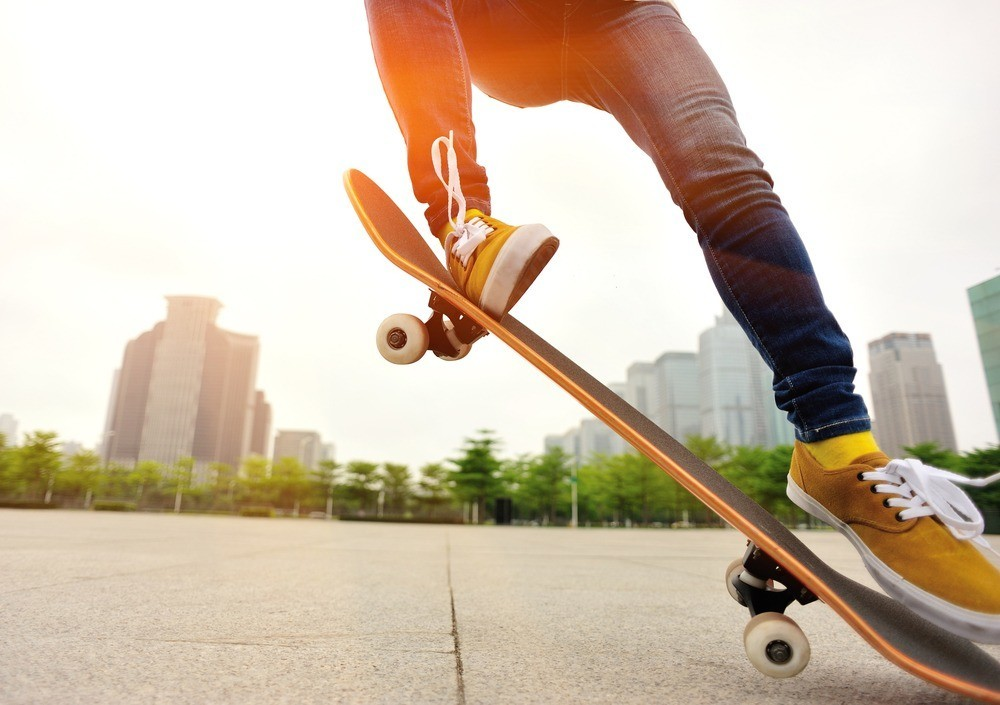 Learn More About The Skateboarding History